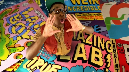 Express Yourself Labrinth Labrinth s video for his new