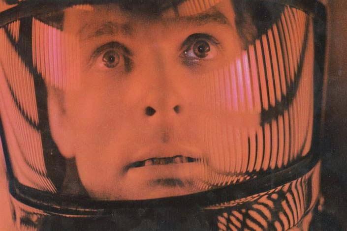2001 Odisea Arthur C Clarke Stanley Kubrick