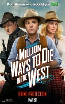 Watch A Million Ways to Die in the West (2014) Movie Online Without Download
