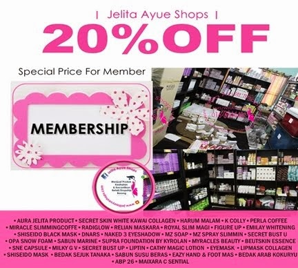 SPECIAL PRICE FOR MEMBERSHIP