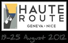 haute route 2012