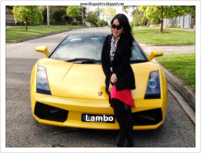 The Yellow Lamborghini Gallardo Spyder   Donu0027t Laugh But The Number Plate  On The Car Is Pretty Evil! Initially I Wanted To Hide It From Everyone But  Since ...