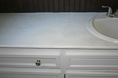 after2 Make your own countertop!