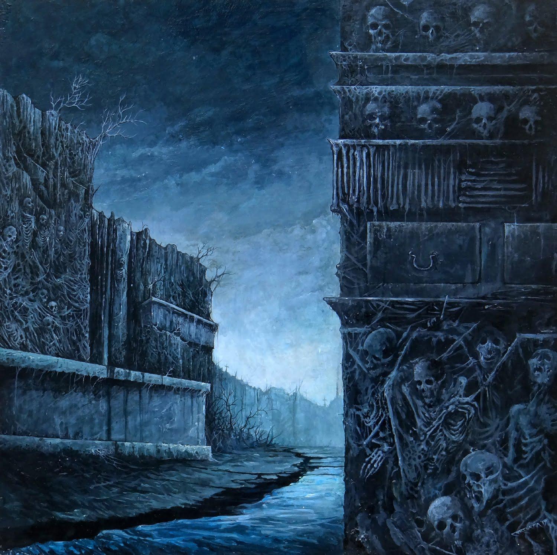 "TEMPLE NIGHTSIDE - ""THE HECATOMB"""