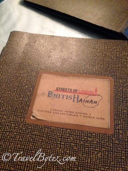 British Hainan