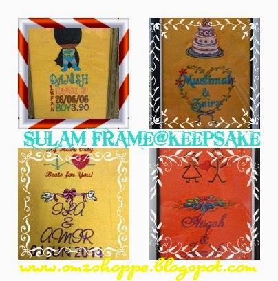 Keepsake Sulam