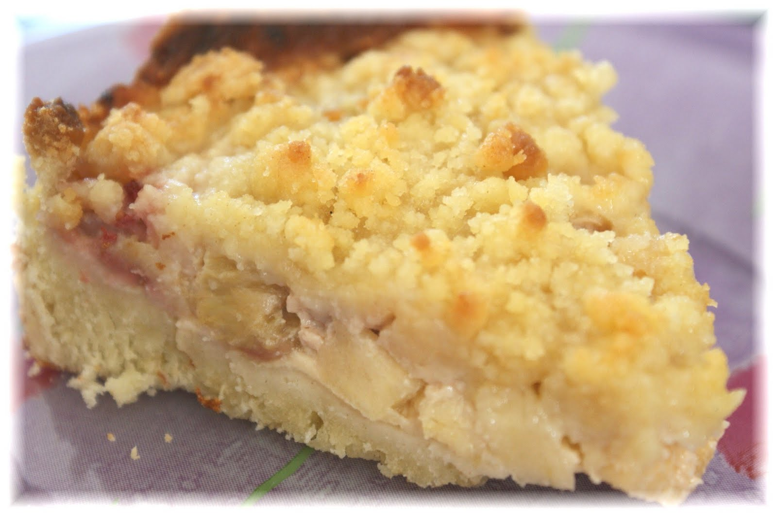 Rhubarb Tartelettes Recipes — Dishmaps