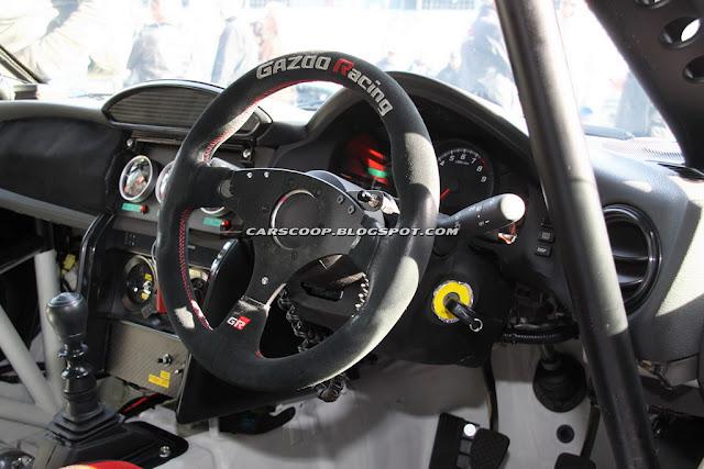 Gazoo Racing Toyota FT-86, VLN Nürburgring