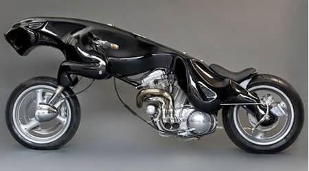 Gambar Motor Unik Jaguar