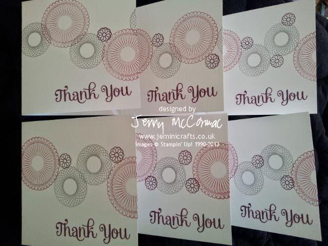 Spiral Spins Stamp Set www.jeminicrafts.co.uk