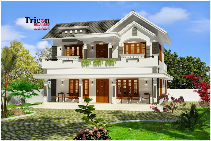 Kerala veedu plan joy studio design gallery best design for Veedu elevation