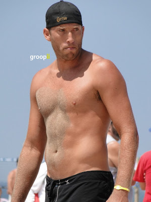 Ryan Mariano Shirtless at the NVL Malibu 2011