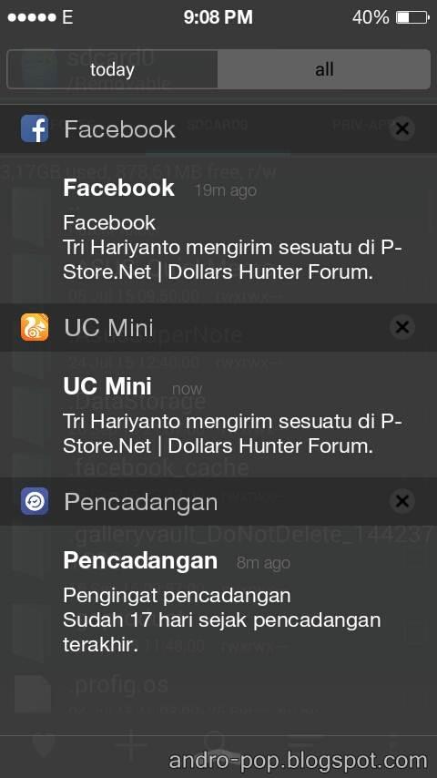 Download Aplikasi Status Bar Android Terbaik Tanpa