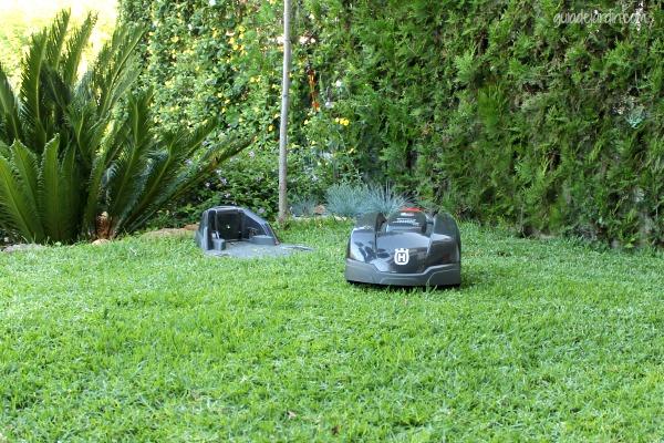 Automower en mi jardín