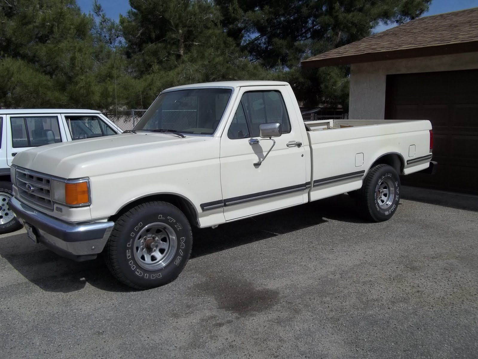 Raimundo Torres Family  1989 Ford F 150 8 cyl For Sale