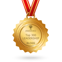 Feedspot Top 300 Leadership Blogs