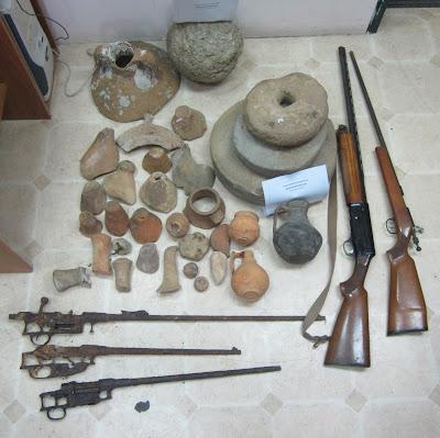 Βρέθηκε αρχαίος θησαυρός στο σπίτι 70χρονου στη Ροδόπη