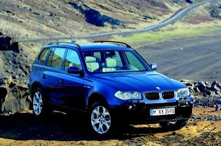 Used BMW x 3