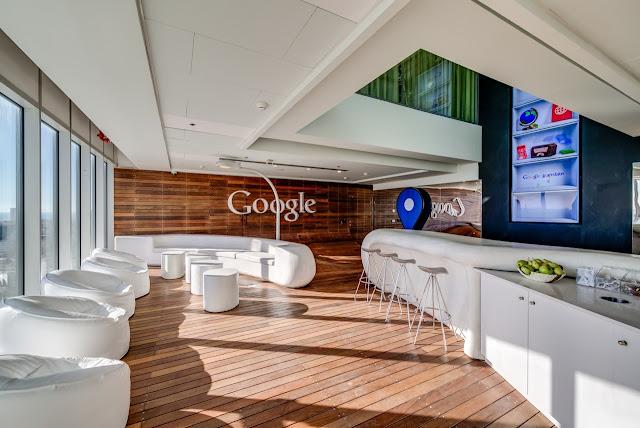 Google Office in Tel Aviv by Camenzind Evolution - Inspiring Modern Home