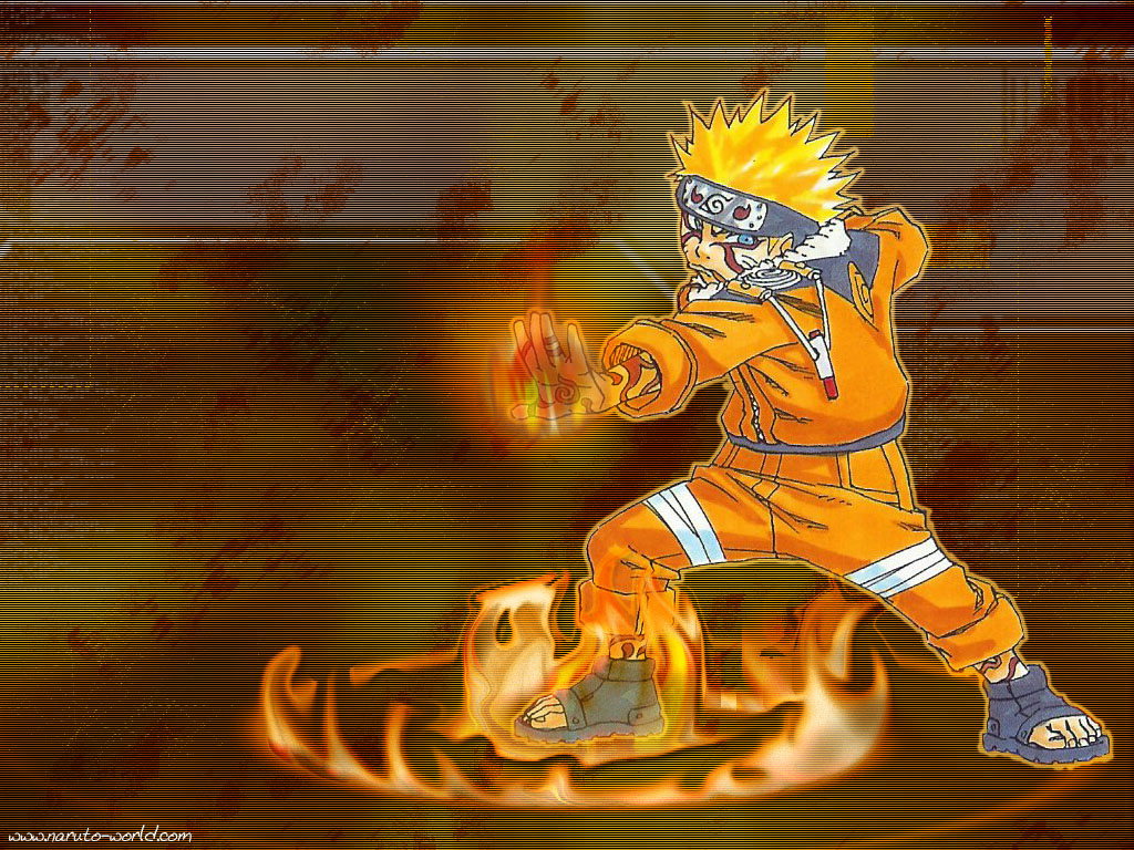 Naruto HD & Widescreen Wallpaper 0.523813782869213