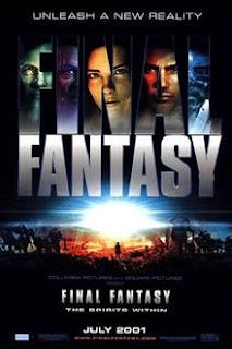 Hủy Diệt Trái Đất - Final Fantasy The Spirits Within