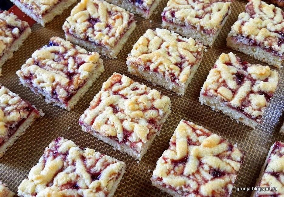 Печенье крошкой рецепт фото