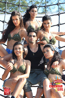 Kingfisher-Models team with model boy sexy girls