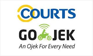 Go-Jek & Courts Flexiplans