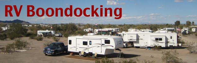 RV Boondocking News
