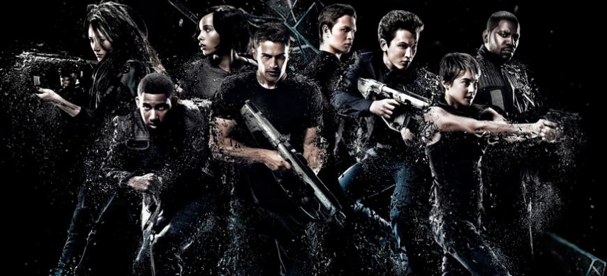Tudo desmorona no comercial inédito de A Série Divergente: Insurgente, com Kate Winslet e Shailene Woodley