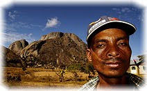 мальгаш, Мадагаскар, восход