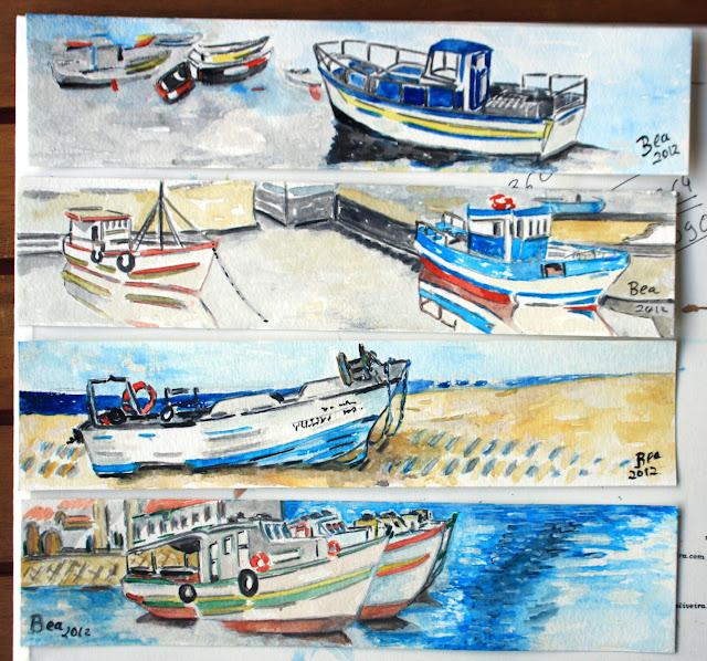 Marcadores de livros: Colecção de Marinhas Josie  112