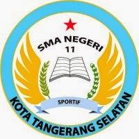 Logo SMA Negeri 11 Tangerang Selatan