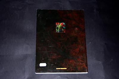 Contraportada del Catálogo 2007 de Games Workshop