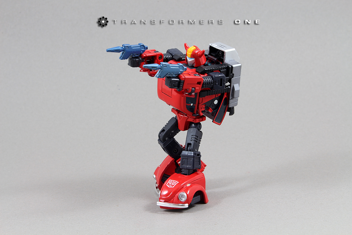 Masterpiece MP-21R Bumble Red Body Article Redbee10x