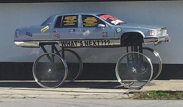 Horribles reparaciones de coches