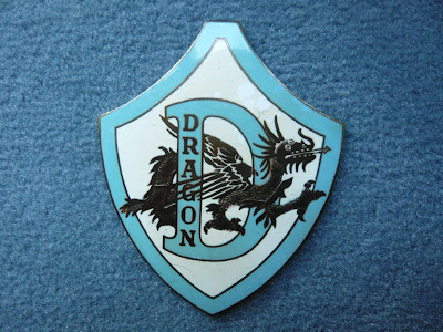 Dragon Radiator Emblem