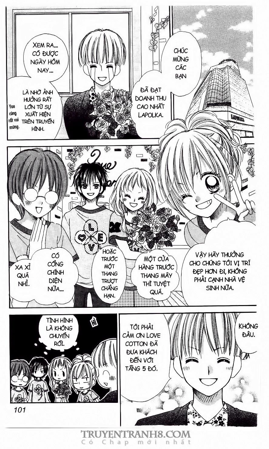 Love Cotton!!! chap 28 - Trang 15
