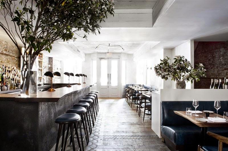 mejores diseños de interiores de bares y restaurantes del mundo, The Musket Room