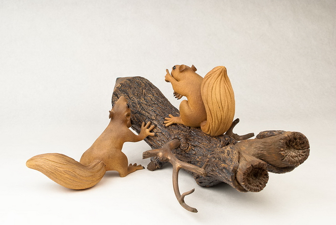 Awesome Sculptures By Christopher David White