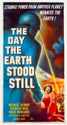 The Day The Earth Stood Still (Poster)