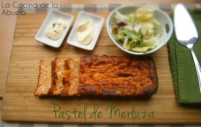 Pastel de Merluza, Fácil y Rápido.