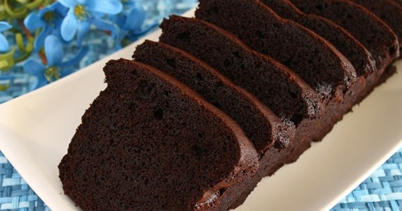 Chocolate Loaf From Cake Mix