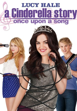 Capa A Nova Cinderela: Era uma Vez uma Canção (2011) Torrent 720p 1080p 4k Dublado Baixar