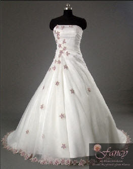 Wedding Dresses Lavender Accents 94