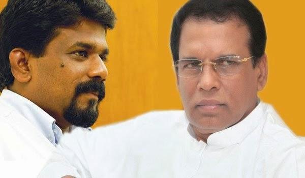 JVP's strategic support for Maithri