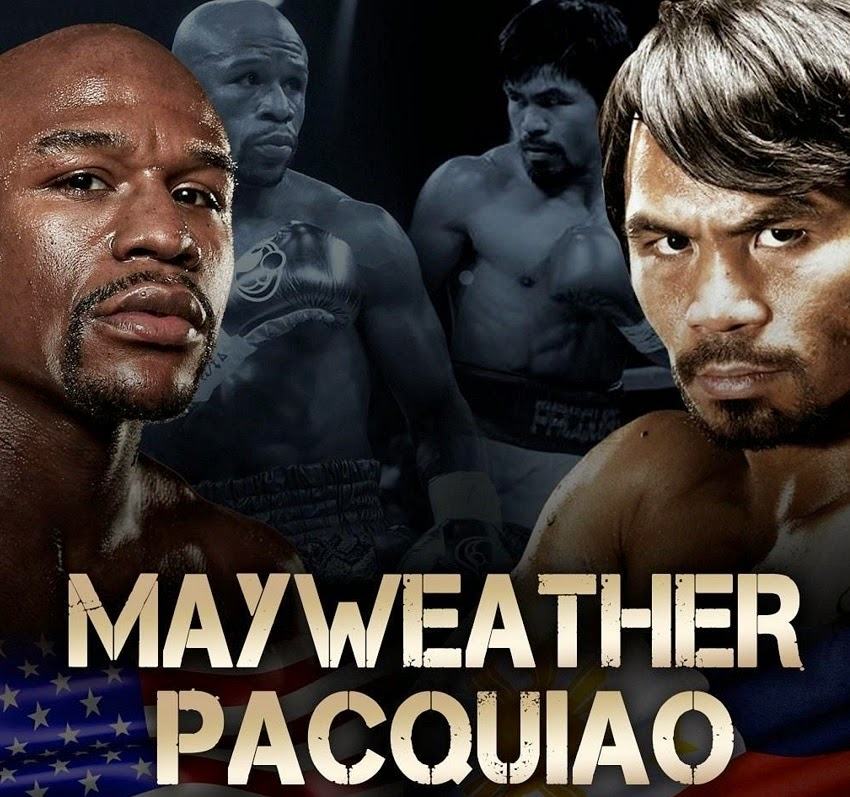 PACQUIAO VS. MAYWEATHER 2