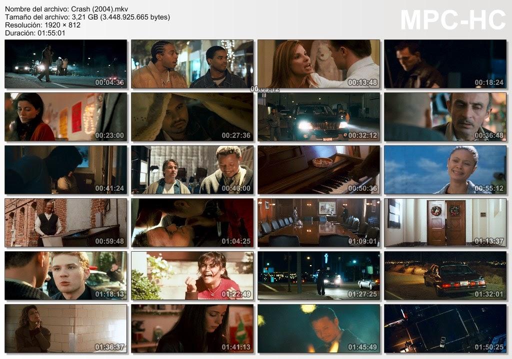 Crash - Vidas Cruzadas (2004) [1080p.]