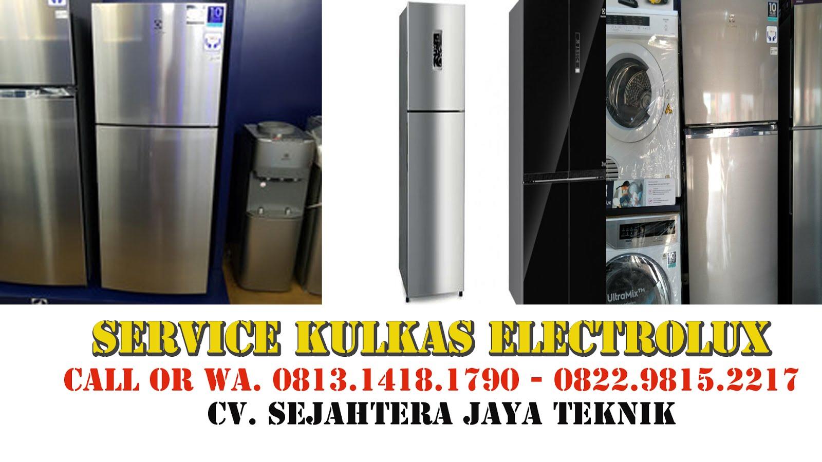 Service Kulkas Electrolux di Jakarta Pusat