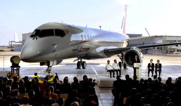 Mitsubishi Regional Jet. ZonaAero